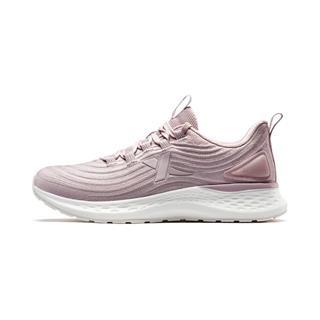 【驭能科技】特步 女子跑鞋 19新款时尚动感条纹运动鞋881318119128