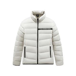 特步 男子羽绒服 立领保暖运动休闲羽绒外套881429199230