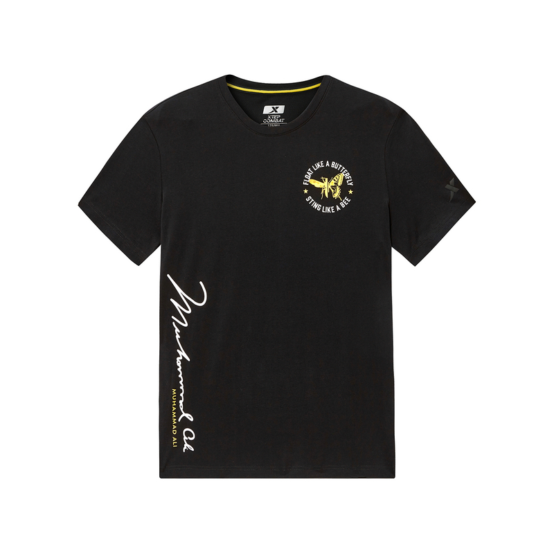 【阿里系列】特步 专柜款 男子短袖针织衫 2019新款圆领休闲T恤981329010031