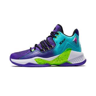 【游云3代】特步 专柜款 男子篮球鞋 2019年秋季新款高帮耐磨减震透气篮球鞋981319121218