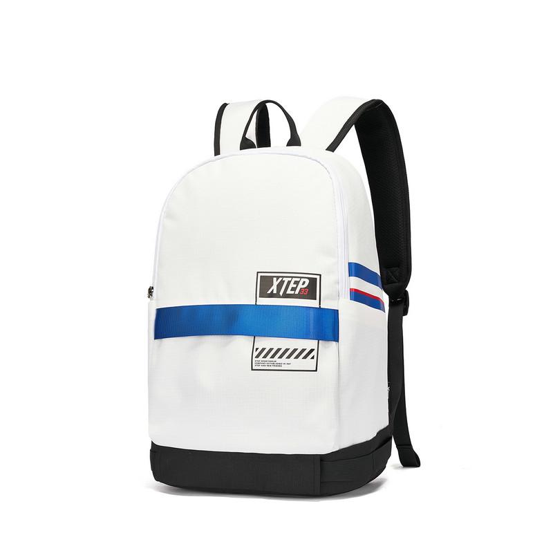 特步 男女双肩包 19新款运动休闲背包书包881337119090
