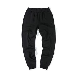 特步 女子针织长裤 修身口袋休闲收脚裤881428639069