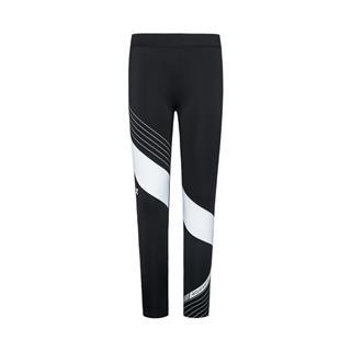 特步 专柜款 男子秋季运动健身专业紧身裤长裤981329580211