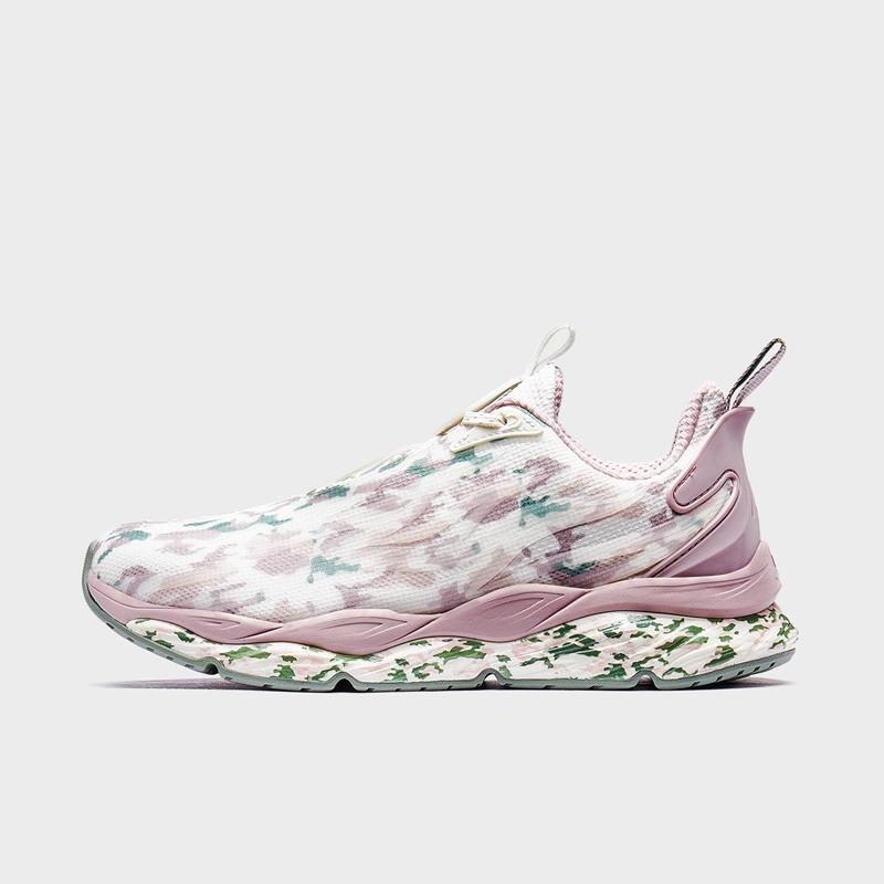 【风火鞋22代】特步 专柜款 女子跑鞋 19新款谢霆锋同款耐磨运动鞋981418110528