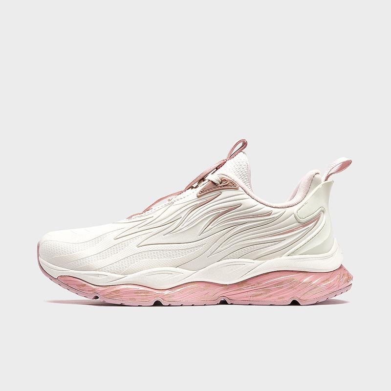 【风火鞋22代】特步 专柜款 女子跑鞋 19新款时尚百搭谢霆锋同款运动鞋981418110529