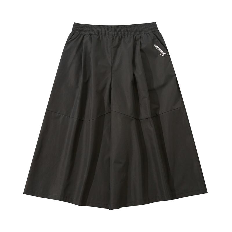 特步 专柜款 女子裤裙 2019秋季新款都市休闲女子裤裙981328790201