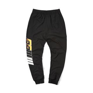 特步 专柜款 男子针织长裤 活动休闲字母针织长裤981329630116