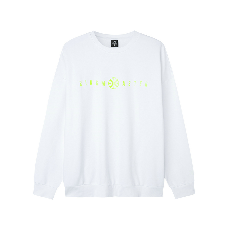 特步 男子卫衣 19新款宽松运动篮球迷彩套头衫881329059339
