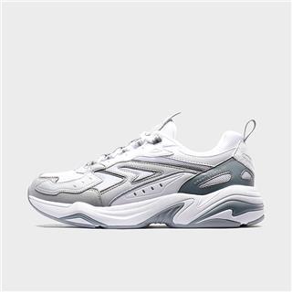 特步 男子休闲鞋 时尚拼接百搭老爹鞋881419329629