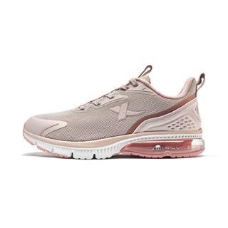 特步 专柜款 女子跑鞋 2019新款半掌气垫运动鞋981318110295
