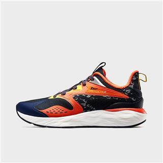 特步 专柜款 男子冬季舒适减震耐磨运动跑步鞋981419110523