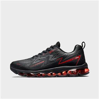 特步 男子跑鞋 全掌气垫减震革面运动跑步鞋881419119659