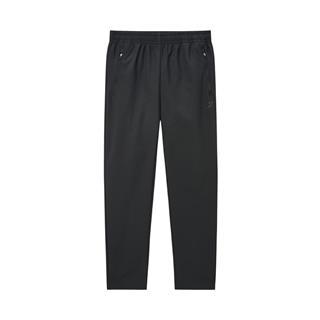 特步 专柜款 男子冬季直筒综训运动梭织长裤981429980202