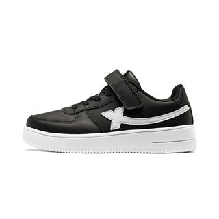 特步 男童板鞋 中大童儿童休闲小白鞋681415319361