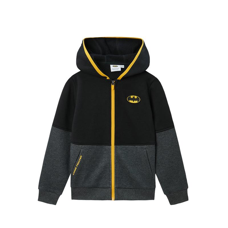 特步 儿童外套 2019冬季新款中大童保暖外套上衣681426249278
