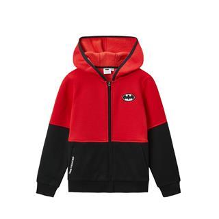 特步 儿童外套 中大童保暖外套上衣681426249278