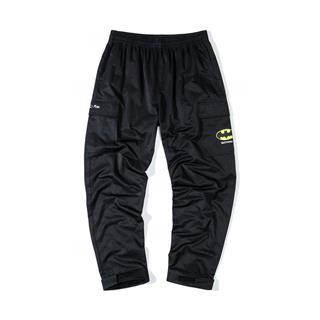 【DC蝙蝠侠联名款】特步 男子长裤 休闲口袋工装裤881429569214