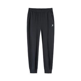 特步 男子针织长裤 基础健身运动长裤881329639406