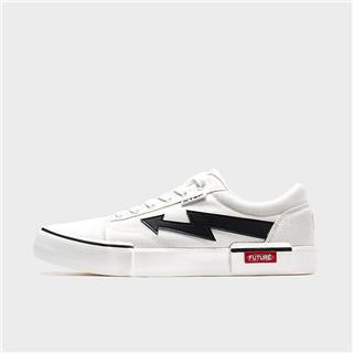 特步 男子2020春季新款时尚简约帆布鞋休闲鞋 880119100018