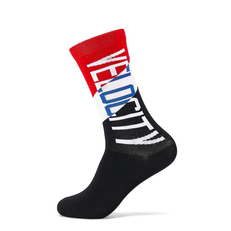 特步 男子高帮袜 20年新款保暖舒适运动袜880139560035