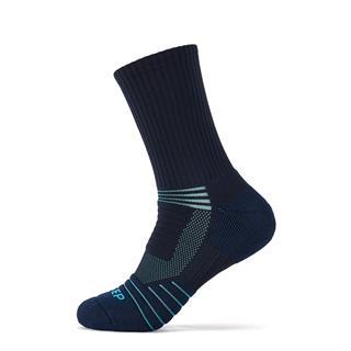 特步 男子篮球袜 20年新款时尚运动高帮袜880139560034