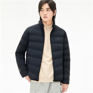 特步 男子羽绒服 短款保暖外套881429199244