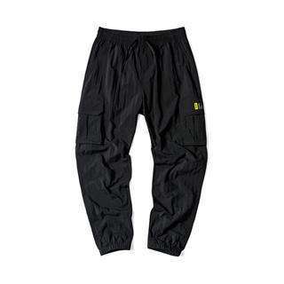 特步 男子春季新款收口小脚工装风休闲长裤880129560102