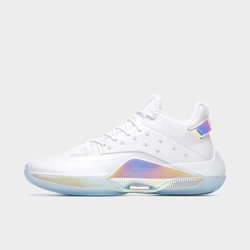 特步 专柜款 男子篮球鞋 2019冬季新款休闲时尚篮球鞋男981419121233