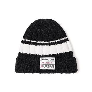 特步 男女针织帽 19冬新款百搭休闲保暖运动帽881437229032