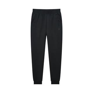 特步 专柜款 男子针织长裤 2020年新款舒适健身收口裤980129630134