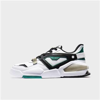特步 男子板鞋 2020年春季拼接时尚男士休闲鞋百搭运动鞋男880119310107