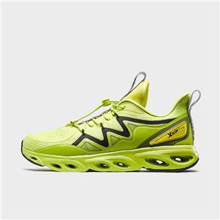 【流灵】特步 专柜款 男子跑鞋 荷兰屋联名款减震旋科技自动系带运动鞋981419110001