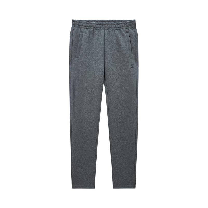 【限时抢购】特步 专柜款 男子针织长裤 20年春新款跑步运动裤980129630109