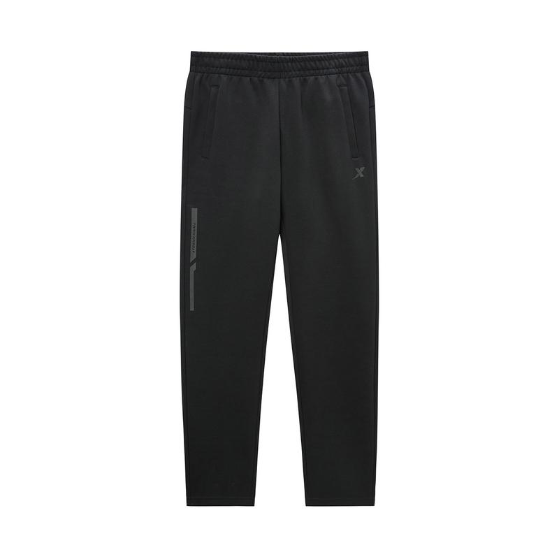 特步 专柜款 男子针织长裤 20年春新款跑步运动裤980129630109