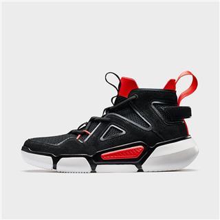 特步 男子篮球鞋 2020年春季新款透气防滑耐磨篮球鞋880119120087