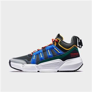 特步 专柜款 男子篮球鞋 防滑耐磨休闲鞋运动鞋981419121255