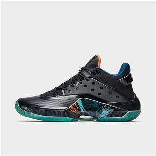 【游云4代】特步 专柜款 男子篮球鞋 2019冬季新款休闲时尚篮球鞋男981419121233