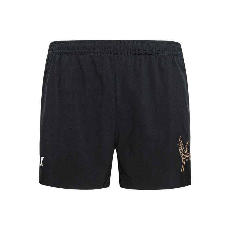 特步 专柜款 男子马拉松梭织短裤厦门马拉松纪念款981329240583