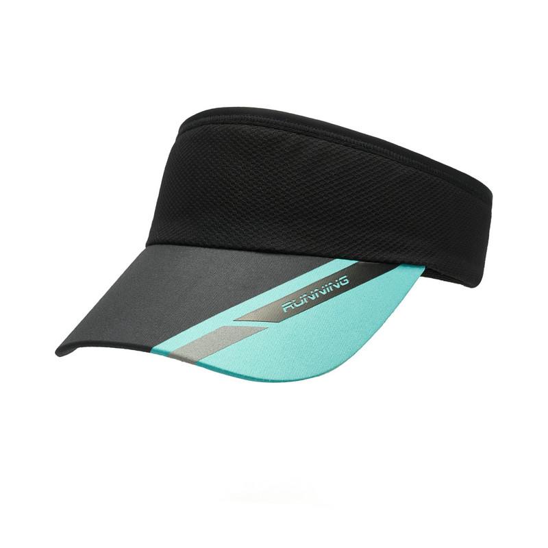 特步 专柜款 男女通用运动跑步空顶帽厦门马拉松运动帽981337211667