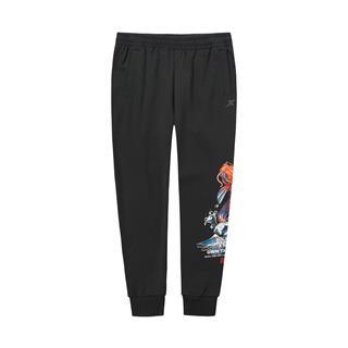 特步 专柜款 男子针织长裤 2020年春季新款都市街头运动休闲长裤980129630269