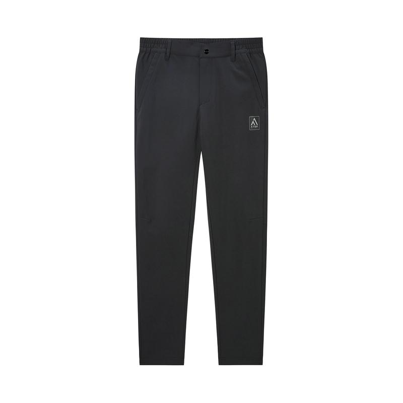 特步 专柜款 男子梭织长裤 2020年春季新款都是休闲长裤980129980392