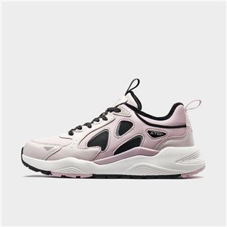 特步 专柜款 女子棉鞋 19冬新款加绒休闲保暖女鞋981418371079