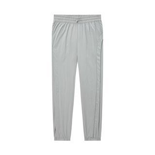 特步 专柜款 女子梭织长裤 20年春新款运动时尚收口裤980128980086