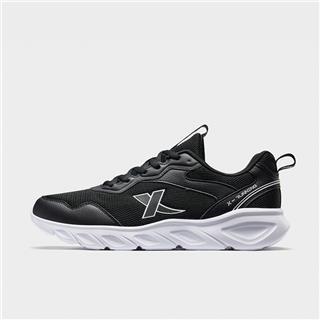 特步 男子跑鞋 20年春新款简约网面运动鞋880119115036