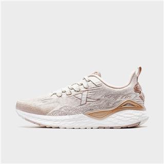 【动力巢X科技】特步 女子跑鞋 专柜款新款网面透气防滑耐磨跑鞋980118110756