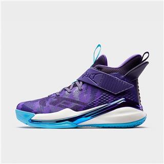 特步 专柜款 男子篮球鞋 2020年春季新款防滑高帮运动休闲篮球鞋980119121269
