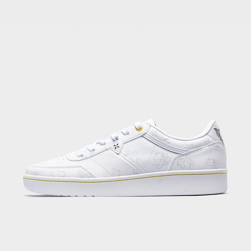 【猫和老鼠联名款】特步 专柜款 男子板鞋 2020年春季新款休闲百搭时尚板鞋980119316607