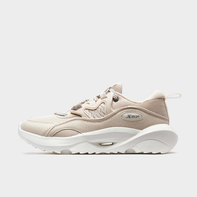 特步 专柜款 女子综训鞋 2020新款运动休闲健身女鞋980118520855