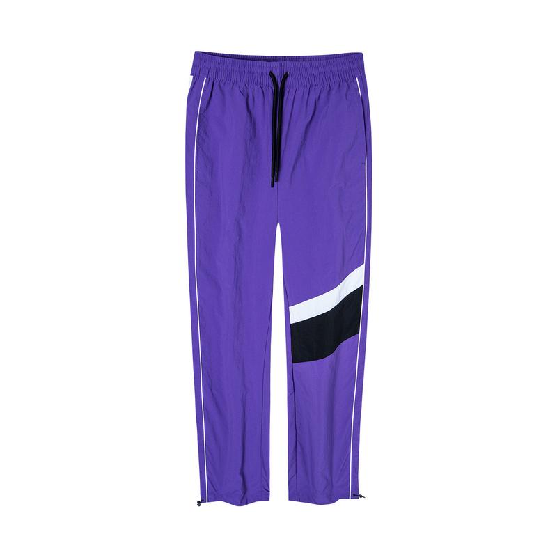 特步 女子梭织长裤 2020年春季新款时尚休闲运动梭织单裤880128490117