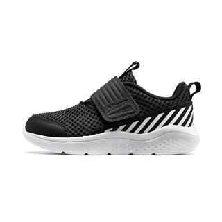 特步 小童跑鞋 女童宝宝运动鞋2020新款小童时尚跑步鞋儿童鞋子男680116119209